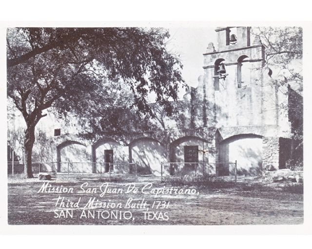 old photograph San Antonio, Texas