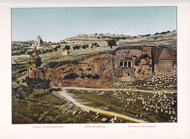 Valley of Jehosophat