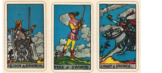 Rider Waite-Smith Tarot Cards