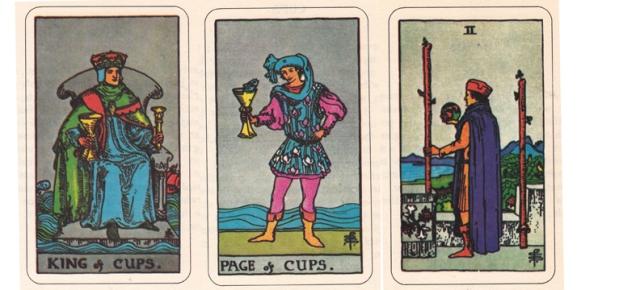 Rider Waite-Smith Tarot Cards