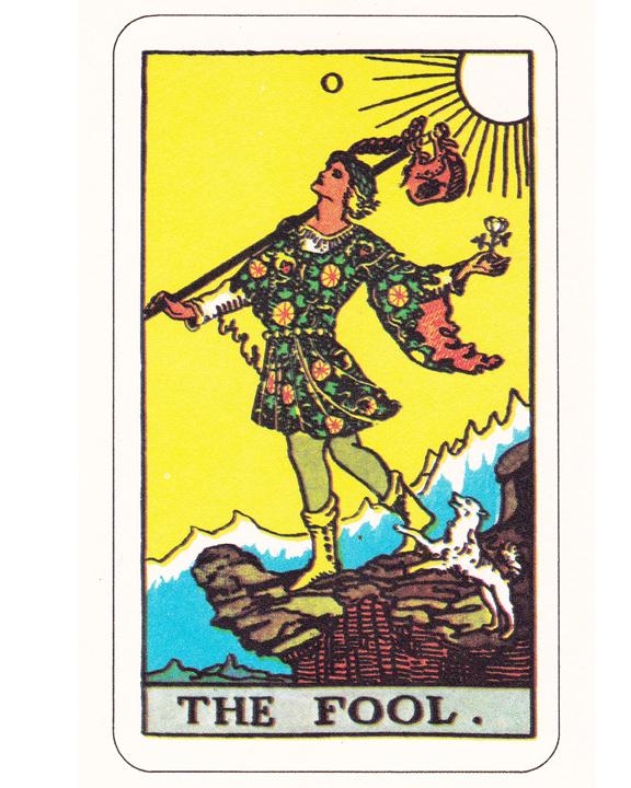 the rider tarot deck instructions