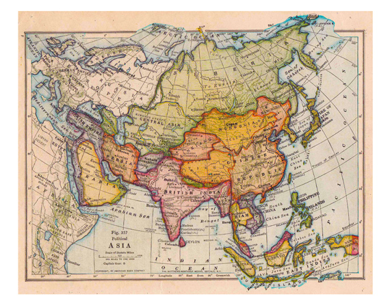 20 free printable antique maps easy to download redbudart wonderful map of political asia from around 1915 gumiabroncs